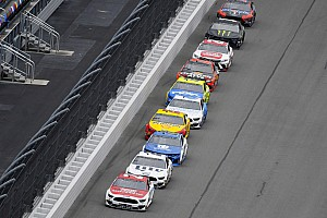 Single-file racing raises concerns for Daytona 500 spectacle