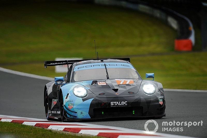 Dempsey-Proton Racing disqualifié de Fuji et déclassé au général !