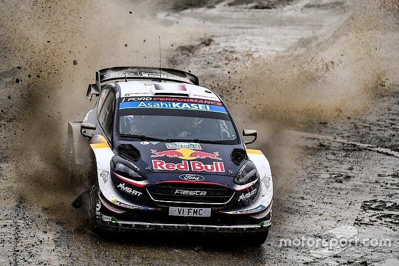 WRCラリーGB:ラトバラ、オジェに惜敗。タナク4連勝ならずもトヨタ2-3位