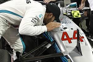 Hamilton nyerte az időmérőt Abu Dhabiban Bottas és Vettel előtt