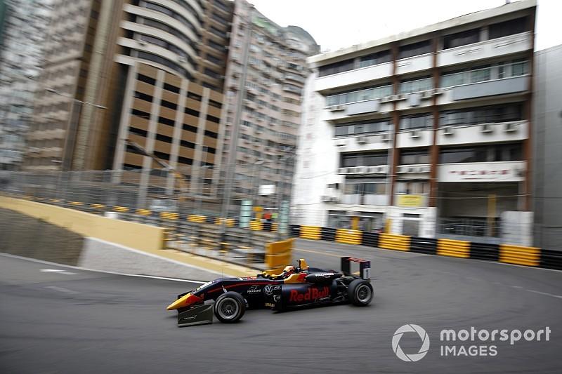 Macau GP: Ticktum op voorlopige pole