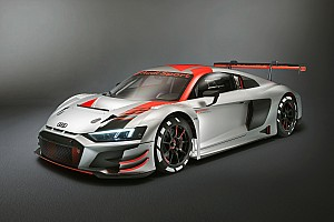 In beeld: Audi presenteert evolutie van R8 in Parijs