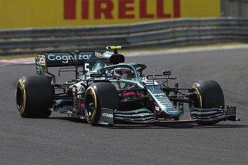FIA modifica los resultados de Hungria en medio de sanción a Vettel