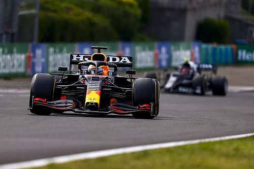 Honda revisará la grieta en el motor de Verstappen