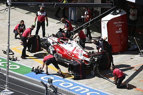 Árral szemben: az Alfa Romeo szerint pozitív, hogy 23 F1-es verseny lesz 2022-ben