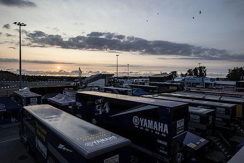 La journée annulée à Jerez après un grave accident