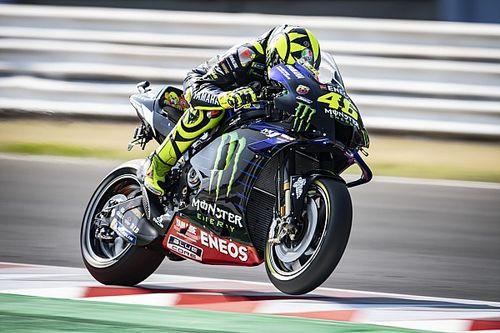 """Rossi: """"Nada de lo que probamos en el test es claramente mejor"""""""