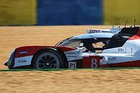 EL1 - Nakajima ouvre le bal pour Toyota au Mans