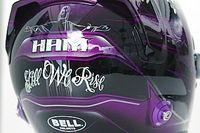 Hamilton unveils new black F1 helmet design with BLM message