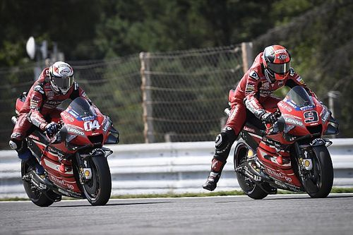 Dovizioso: Past set-ups no longer working on Ducati