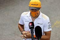 "Norris: ""Silverstone'a göre daha rahat hissediyoruz"""