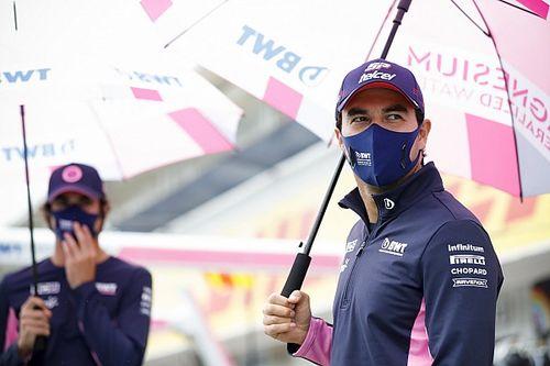 佩雷兹通过检测,获准参加西班牙大奖赛