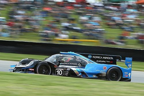 IMSA Mid-Ohio: Wayne Taylor Racing Acura beats dominant Mazda