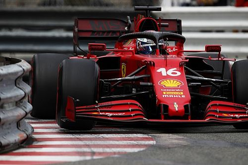 Leclerc fails to start Monaco GP with driveshaft issue