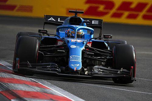 F1: Alonso espera Alpine melhor com retorno a pistas tradicionais