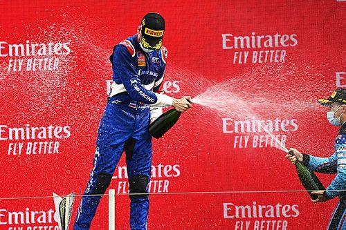 F3 Francia: Smolyar gana un vibrante duelo final a Martins