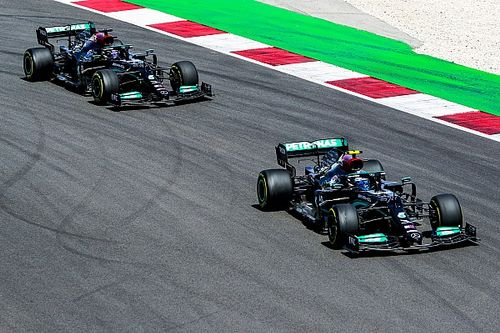 Mercedes has plenty to 'worry about' for F1 Spanish GP