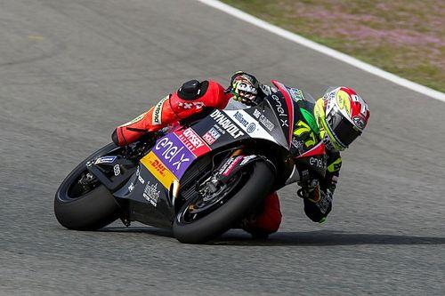 Aegerter Tampil Dominan pada Simulasi Balap MotoE di Jerez