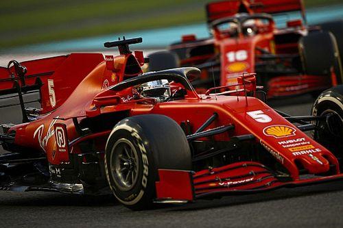 Ferrari heeft 'veel geleerd' in pijnlijk F1-seizoen 2020