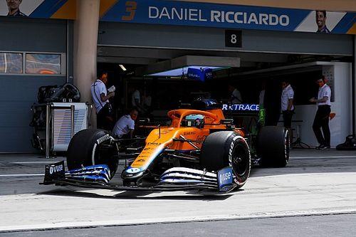 Ricciardo Harus Bersabar terhadap McLaren