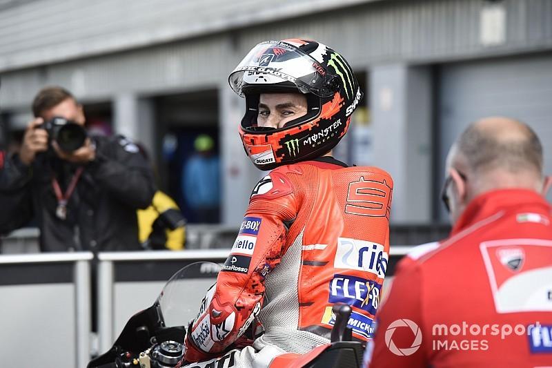 Пірро: Лоренсо у Honda стане для Ducati складним суперником