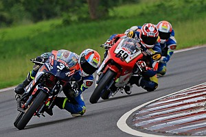 Honda-TVS battle heats up in National Motorcycle finale