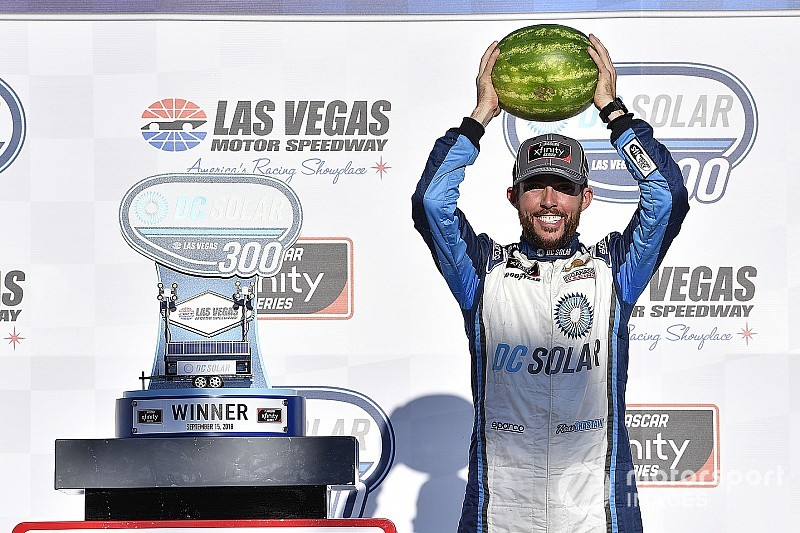 """""""Produtor de melancias"""" é o nome mais falado da NASCAR do momento"""