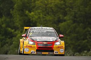 WTCC Nieuws Coronel doet aan schadebeperking op de Hungaroring
