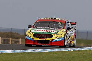 Supercars Practice report Phillip Island Supercars: Mostert smashes practice record