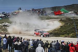 WRC Chronique Le tour du monde de Gabin Moreau : Portugal