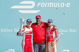 Formula E Breaking news Mahindra boss hails Berlin victory as