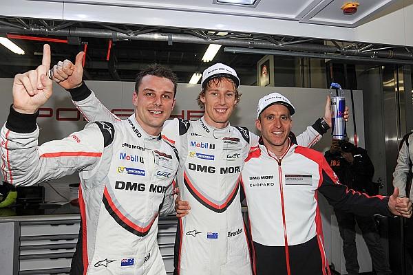 Porsche conquista pole em Fuji; Piquet sai na frente na LMP2