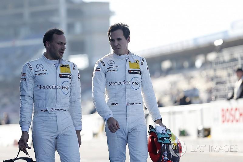 Гонщики Mercedes: ді Реста до Ф1, Верляйн до DTM
