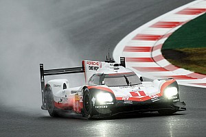 WEC Practice report Fuji WEC: Porsche quickest in wet-weather Friday practice