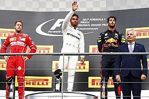 Formel 1 Fotostrecke Alle Formel-1-Sieger des GP Belgien in Spa seit 2000