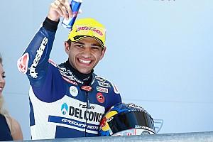 Moto3 Qualifiche Pole con record per Jorge Martin a Jerez, Fenati in prima fila