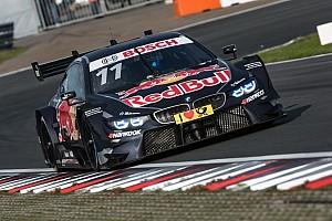 DTM Отчет о гонке Виттман выиграл вторую гонку DTM в Зандфорте