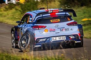 WRC News WRC-Rallye Deutschland: Ausfall von Neuville setzte Ogier unter Druck
