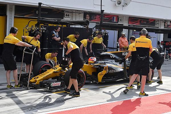 Formula 1 Breaking news Renault F1 team still feels understaffed
