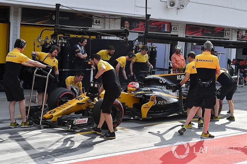 Renault F1 team still feels understaffed