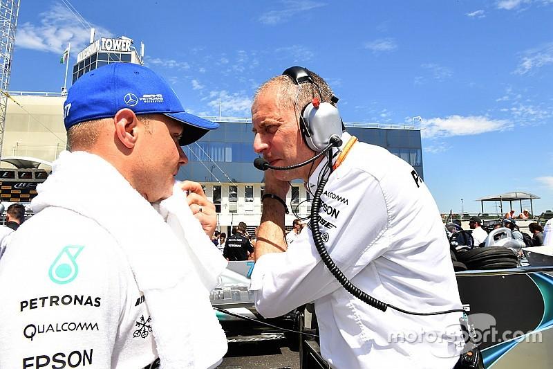L'ingénieur de Bottas va rejoindre la FE avec Mercedes
