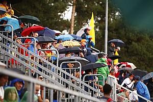 GP3 Noticias Se canceló la clasificación de la GP3 por la lluvia