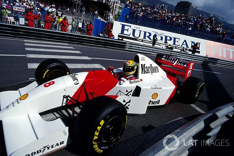 Senna'nın Monaco'da galibiyete ulaştığı McLaren'ı Ecclestone aldı