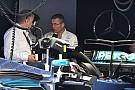 Mercedes: controlli della FIA sui diffusori posteriori che flettono?