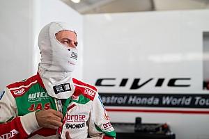 WTCC Actualités Monteiro forfait pour la Chine, Tarquini dans la Honda !
