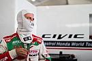 WTCC Monteiro forfait pour la Chine, Tarquini dans la Honda !