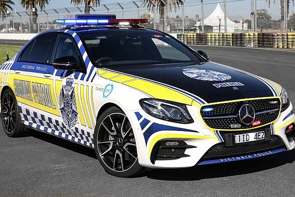 Automotive Noticias de última hora La policía australiana estrena un impresionante Mercedes-AMG E 43 4MATIC