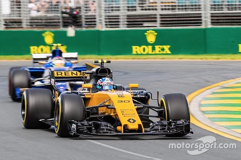 """Jolyon Palmer: Crash im F1-Training in Melbourne """"kam überraschend"""""""