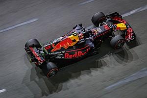 Formel 1 Trainingsbericht Formel 1 Singapur 2017: Verstappen knapp vor Vettel