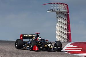 Формула V8 3.5 Отчет о гонке Биндер выиграл первую гонку Формулы V8 3.5 в Остине, Оруджев второй